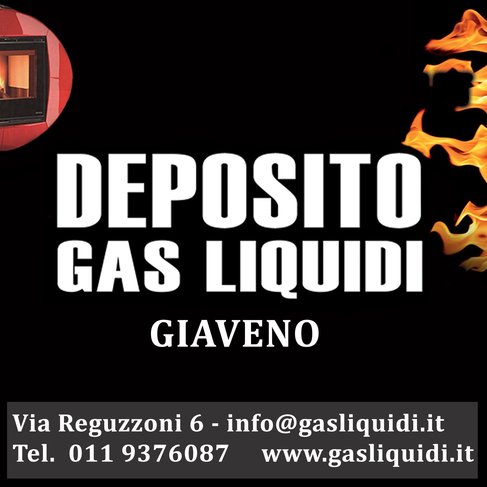 GAS LIQUIDI GIAVENO
