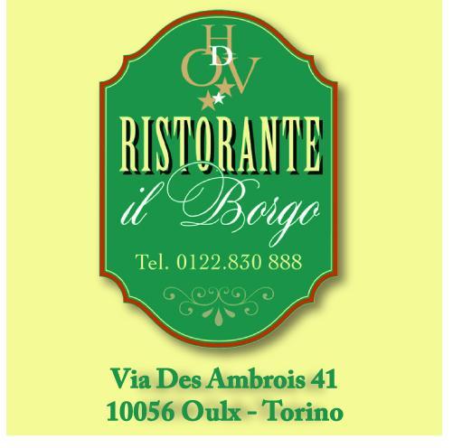 ristorante il borgo