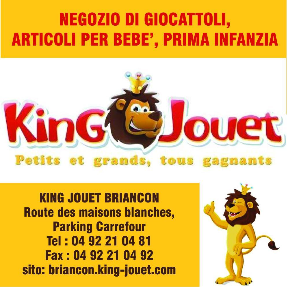 KING JOUET Briançon
