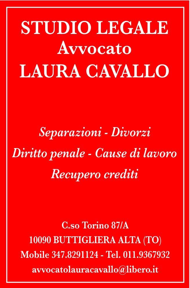 LAURA CAVALLO AVVOCATO