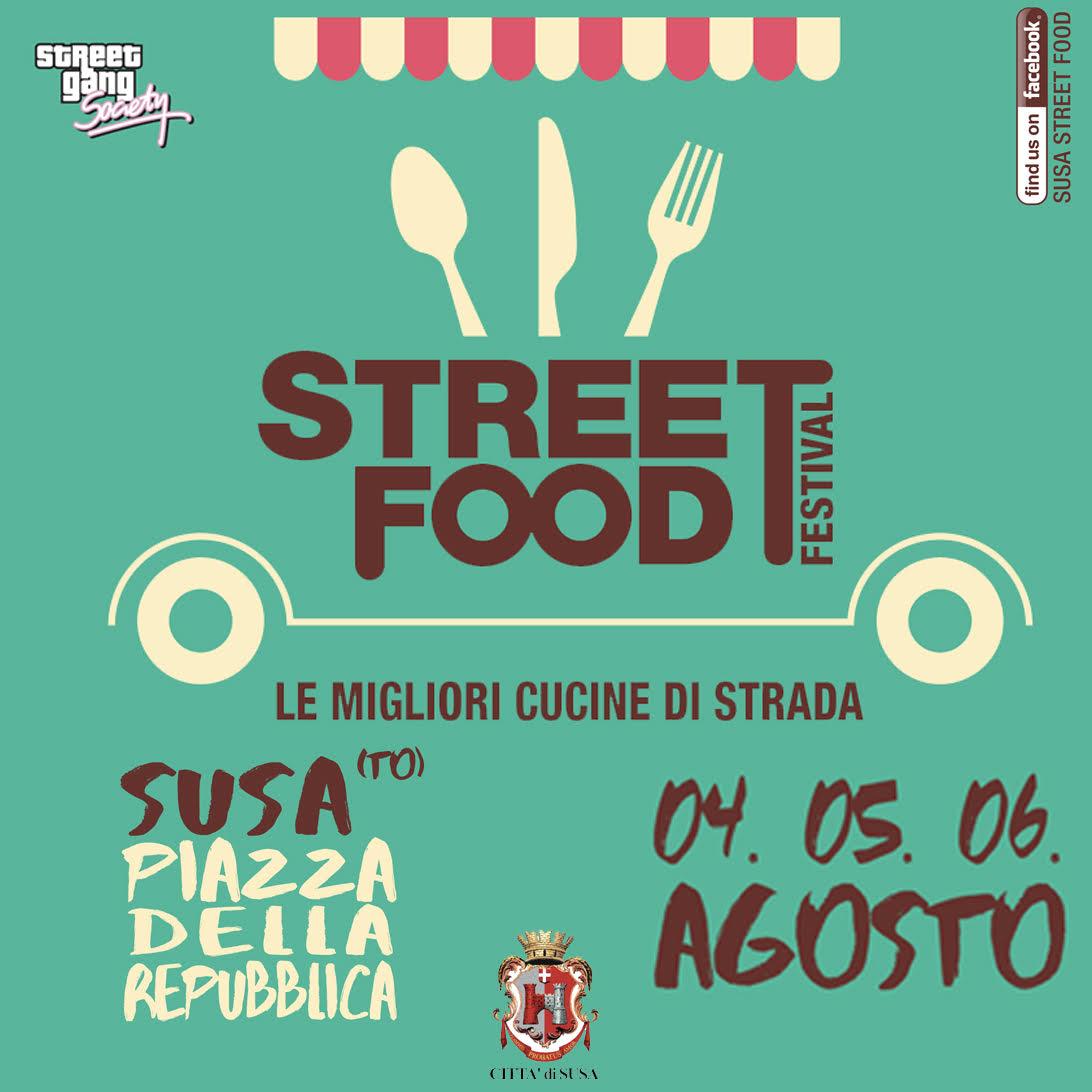 STREET FOOD SUSA