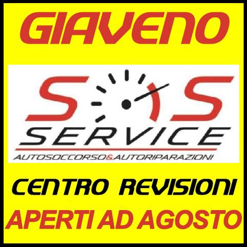 SOS SERVICE AGOSTO