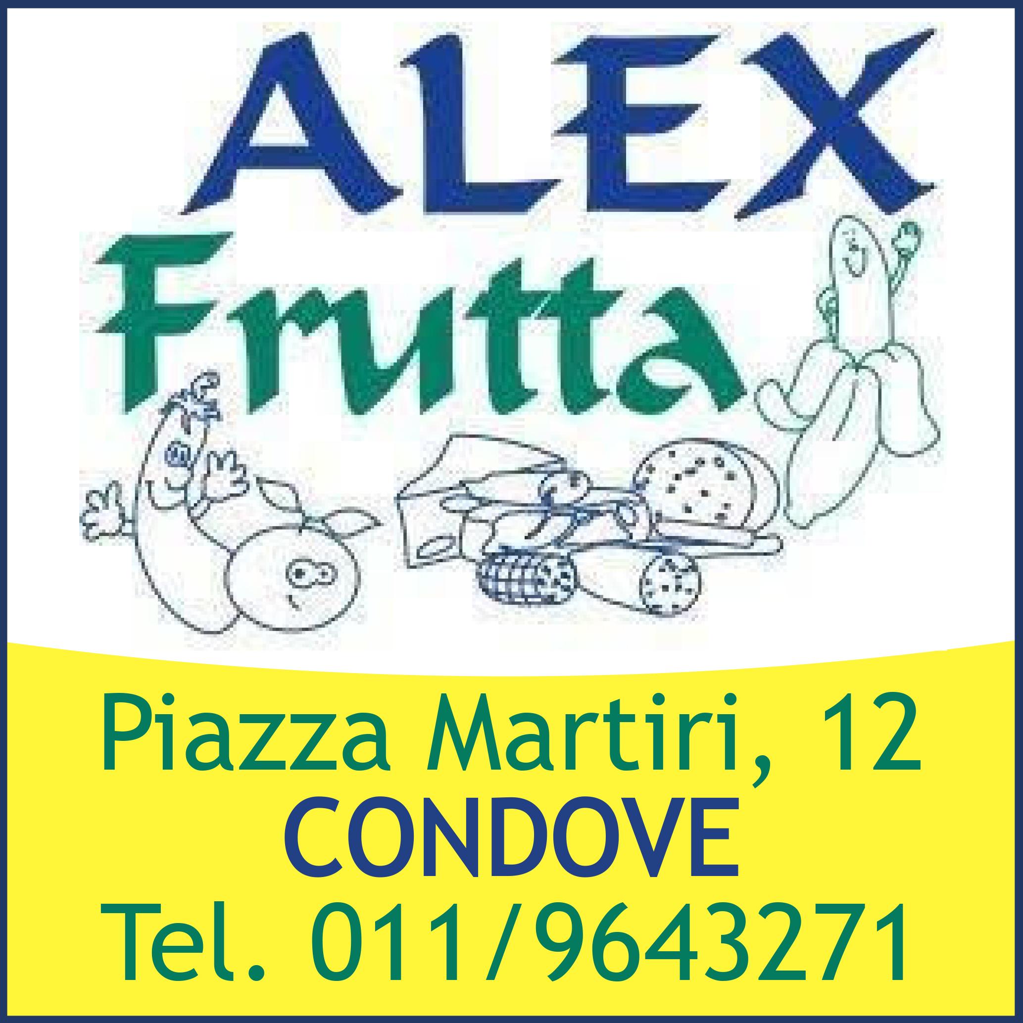ALEX FRUTTA