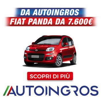 AUTOINGROS PANDA