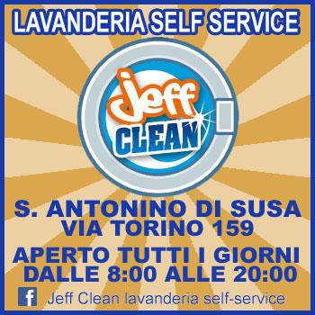 LAVANDERIA JEFF CLEAN